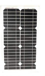 Come realizzare un sistema di irrigazione ad energia solare-pannello solare 30W